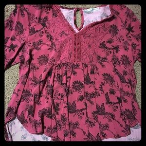 Maurices Tops - Cute Blouse from Maurice's